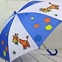 baratos Sombrinhas-Poliéster Elástico Tricotado 100g / m2 Para Meninos / Para Meninas Adorável Guarda-chuva Reto