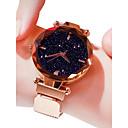 ieftine Gaming Laptop-Pentru femei Ceas de Mână Quartz Negru / Albastru / Violet 30 m Rezistent la Apă imitație de diamant Analog femei Casual Modă - Mov Albastru Roz auriu