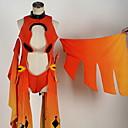 זול תחפושות אנימה-קיבל השראה מ Guilty Crown Inori Yuzuriha אנימה תחפושות קוספליי חליפות קוספליי עיצוב מיוחד כפפות / תחפושות עבור בגדי ריקוד גברים / בגדי ריקוד נשים