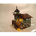 levne Modely a modelové sestavy-Stavební bloky Stavební sada hračky Vzdělávací hračka 1 pcs Krajina kompatibilní Legoing Ruční výroba Vše Chlapecké Dívčí Hračky Dárek