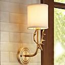 preiswerte Wandleuchten-Cool Moderne zeitgenössische Wandlampen Schlafzimmer Metall Wandleuchte 220-240V 40 W