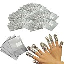 cheap Other Nail Tools-100pcs Multi Function / Best Quality White Series nail art Manicure Pedicure Eco-friendly Material Stylish / Trendy Daily