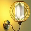 povoljno Zidni svijećnjaci-Cool Suvremena suvremena Zidne svjetiljke Unutrašnji Metal zidna svjetiljka 220-240V 40 W