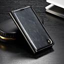 povoljno iPhone maske-Θήκη Za OnePlus OnePlus 6 Novčanik / Utor za kartice / sa stalkom Korice Jednobojni Tvrdo PU koža