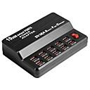 povoljno Lusteri-USB punjač SR-1014L 10 Stanica punjača za stolno računalo S Switch (es) / S Smart Identification / S Quick Charge 2.0 USB Punjač za punjenje