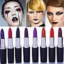 hesapli Rujlar-1 pcs 7 Renk Carry Kolay / Kadın / Çok-Fonksiyonlu Mat / Pırıl Pırıl Çok Fonksiyonlu / Koruyucu Profesyonel / Yüksek kalite Makyaj Kozmetik Tımar Malzemeleri