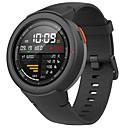 Недорогие Смарт-часы-xiaomi huami amazfit verge 3 умные часы gps + glonass ip68 водонепроницаемый мультиспортивный трекер здоровья smartwatch английская версия