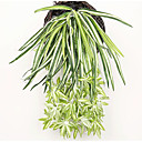 povoljno Samostojeći umivaonici-Umjetna Cvijeće 1 Podružnica Zidno postavljanje Rustikalni Rekviziti Biljke Basket Fower