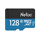abordables Cartes Mémoire-Netac 128GB carte mémoire UHS-I U1 / Class10 P500