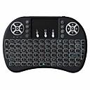 tanie TV Box-V802 Air Mouse / Klawiatura / Pilot Mini bezprzewodowa 2,4 GHz Bezprzewodowy Air Mouse / Klawiatura / Pilot Na Linux / iOS / Android