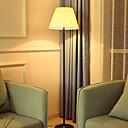 Χαμηλού Κόστους DIY Ρολόγια Τοίχου-ywxlight®1pcs 9w σπίτι φωτισμός διακόσμηση σπίτι σύγχρονο απλό μεταλλικό ύφασμα πάτωμα λάμπα ζεστό λευκό φως ac85--265v