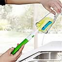 baratos Acessórios de Limpeza de Cozinha-Cozinha Produtos de limpeza Esponja / Plástico Duro Escova e Pano de Limpeza Gadget de Cozinha Criativa 1pç