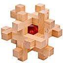baratos Centros de Mesa-Cubos mágicos Quebra-Cabeças de Madeira Quebra-Cabeças Inteligentes Nível Profissional Velocidade De madeira 12pcs Clássico Para Meninos