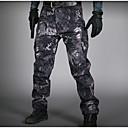 cheap Men's Boots-Men's Basic / Military Daily Chinos Pants - Animal Black XL XXL XXXL