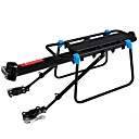 cheap Bike Saddle bags-Bike Cargo Rack Max Load 50 kg Adjustable / Retractable Quick Dismantling Rear Shelf Durable Aluminum Alloy Road Bike Mountain Bike MTB - Black Black / Blue