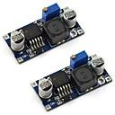 זול אוזניות אלחוטיות אמיתיותTWS-2pcs dm lm2596 dc ממיר ממיר dc diy אספקת החשמל צעד למטה מודול