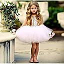 preiswerte Kleider für Babys-Baby Mädchen Grundlegend Alltag Solide Ärmellos Standard Standard Baumwolle / Polyester Kleid Schwarz