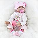 ราคาถูก Reborn Dolls-NPKCOLLECTION ตุ๊กตา NPK Reborn Dolls ตุ๊กตาสาว เด็กผู้หญิง ตุ๊กตาทารกเกิดใหม่ 22 inch ซิลิโคน ไวนิล - ทารกแรกเกิด เหมือนจริง น่ารัก ทำด้วยมือ Child Safe Non Toxic เด็ก ทุกเพศ Toy ของขวัญ / CE