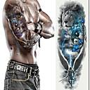 Недорогие Временные татуировки-3 pcs Временные татуировки Экологичные / Одноразового использования плечо / ножка Картон