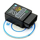 baratos OBD-v2.1 mini bluetooth elm327 obd hh obdiiículos obd2 scanner de diagnóstico do carro