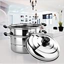 povoljno Posude za kuhanje-Setovi za kuhanje 304Nehrđajući čelik Višefunkcijski Za posuđe za kuhanje