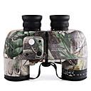 cheap Hunting Bags-Boshile 10 X 50 mm Binoculars Range Finder Lenses Waterproof Compass Roof Prism Fully Multi-coated BAK4 Camping / Hiking Hunting Travel Night Vision Metal / IPX-7