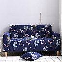 cheap Slipcovers-Sofa Cover Plants / Floral / Classic Reactive Print Polyester Slipcovers