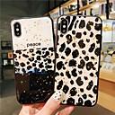 halpa iPhone kotelot-Etui Käyttötarkoitus Apple iPhone XS / iPhone XR / iPhone XS Max Kuvio Takakuori Leopardikuvio Pehmeä TPU