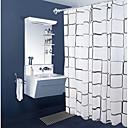 preiswerte Duschvorhänge-Duschvorhänge & Ringe Moderne / Freizeit PEVA Wasserfest / Neues Design