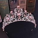 povoljno Kalupi za tortu-Legura tijare / Headpiece s Crystal / Rhinestone / Metal 1 komad Vjenčanje / Zabava / večer Glava