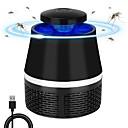 저렴한 장식 조명-참신 모기 킬러 라이트 블루 램프는 USB 안티 비행 전기 모기 램프 모기 살인자 곤충 함정 조명