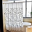 abordables Rideaux de Douche-Rideaux de douche et anneaux Moderne / Classique Polyester Imperméable / Mignon / Design nouveau