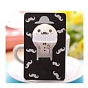 halpa Rengasmittarit-uutuus mini lompakko tasku luottokortin koko kannettava johti yö lamput söpö paperi kortti taskulamppu hauska lamppu