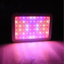 זול LED Grow Lights-1set 600 W 3078 lm 60 LED חרוזים ספקטרום מלא קל להרכבה עבור חממה הידרופוני גוברת אור מתקן לבן חם לבן אדום 85-265 V מסחרי בית\משרד