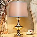 halpa Pöytävalaisimet-Moderni nykyaikainen Uusi malli Pöytälamppu Käyttötarkoitus Makuuhuone / Sisällä Metalli 220V