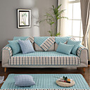 cheap Slipcovers-Sofa Cushion Striped Quilted Polyester Slipcovers