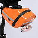 billige Saltasker-Saltasker Vanntett Bærbar Regn-sikker Sykkelveske PU Sykkelveske Sykkelveske Sykling Utendørs Trening Sykkel