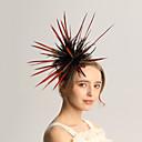 povoljno Party pokrivala za glavu-Perje Fascinators s Perje 1pc Vjenčanje / Special Occasion Glava