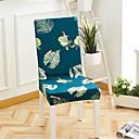 halpa Irtopäälliset-Tuolin päällinen Kukka / Painettu / Scenery Lankavärjätty / Printed Polyesteri slipcovers