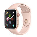 זול שעון משופצת-Apple Apple Watch Series 4 40mm(GPS + Cellular) חכמים שעונים iOS משופץ Blootooth עמיד במים מסך מגע מוניטור קצב לב ספורטיבי כלוריות שנשרפו טיימר שעון עצר מד צעדים מזכיר שיחות מד פעילות