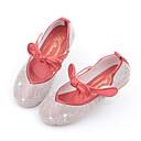 povoljno Dječje tenisice-Djevojčice Udobne cipele / Obuća za male djeveruše PU Ravne cipele Dijete (9m-4ys) / Mala djeca (4-7s) / Velika djeca (7 godina +) Hodanje Svjetlucave šljokice Obala / Crvena / Pink Proljeće / Jesen