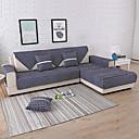 levne Potahy na sedačky-sofa Polštář NEUTRAL / Současné Prošívaný Bavlna potahy