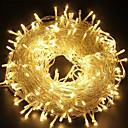 abordables Guirlandes Lumineuses LED-100M Guirlandes Lumineuses 800 LED Blanc Chaud / RVB / Blanc Imperméable / Créatif / Soirée 24 V 1 set / IP65