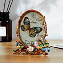halpa Kuvakehykset pöydälle-Moderni nykyaikainen Muovi ja metalli Maalatut maalit Kehykset, 1kpl