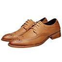 halpa Miesten urheilukengät-Miesten Comfort-kengät Synteettinen Kevät kesä Liiketoiminta Oxford-kengät Ruskea / Sininen / Khaki