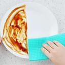 halpa Keittiön lavuaarihanat-Keittiö Siivoustarvikkeet Nylon mikrokuituliina Sponge polyesterikuitua Pesusieni Uusi malli Suoja Työkalut 9pcs
