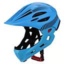 halpa Kypärät-Wheel up Lasten pyöräilykypärä BMX Helmet 9 Halkiot CE Valettu yhtenäiseksi Säädettävä istuvuus EPS Urheilu Luistelu Ratsastus Kilpailu - Musta / Valkoinen Musta / punainen Musta / Vihreä Poikien