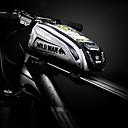 halpa Pyörän runkolaukut-Kännykkäkotelo 5.5-6.3 inch Kannettava Pyöräily varten Pyöräily Musta Rubiini Inkivääri Maantiepyörä Pyöräily / Pyörä Virkistyspyöräily