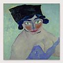 halpa Maisema maalaukset-iarts® käsin maalattu abstrakti öljymaalaus venytetty runko sisustukseen