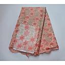ราคาถูก Crafts&Sewing-ลูกไม้ ลวดลายดอกไม้ Pattern 120 cm ความกว้าง ผ้า สำหรับ เครื่องแต่งกายและแฟชั่น ขาย โดย Yard